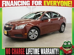 Used 2012 Chevrolet Cruze LS  - SATELLITE RADIO - KEYLESS ENTRY Sedan Near St. Louis, MO