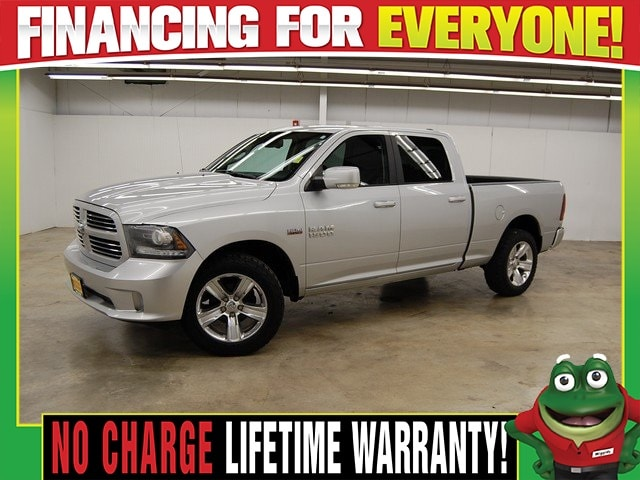 Used 2014 Ram 1500 For Sale At Autocenters Herculaneum Vin