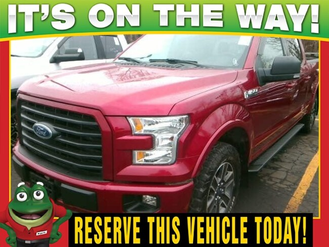 2015 Ford F-150 XLT  - 4WD - NAVIGATION - REMOTE START - HEATED SE Truck SuperCrew Cab