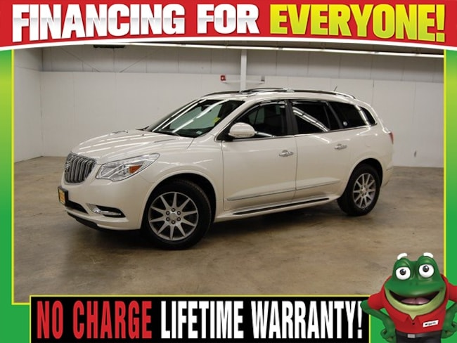 2014 Buick Enclave Leather Group  - AWD - REMOTE START - MOON ROOF - SUV