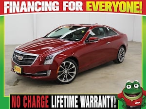 2015 CADILLAC ATS 2.0L Turbo Luxury  - AWD - REMOTE START - MOON ROO