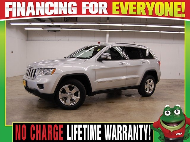 Used 2012 Jeep Grand Cherokee SUV Limited   4X4   REMOTE START   PANORAMIC  MOON ROO