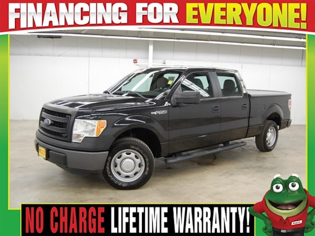 2014 Ford F-150 XL  - TOW PACKAGE - TRAILER BRAKE CONTROLLER Truck SuperCrew Cab