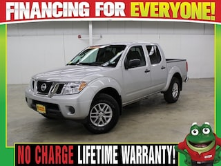2016 Nissan Frontier SV  - 4X4 - TOW PACKAGE - BLUETOOTH Truck Crew Cab