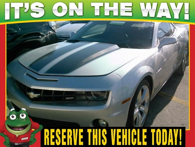 2012 Chevrolet Camaro SS 2SS - MOON ROOF - HEATED SEATS Coupe