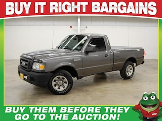 2007 Ford Ranger XL  - 5 SPEED - BED LINER and COVER Truck Regular Cab