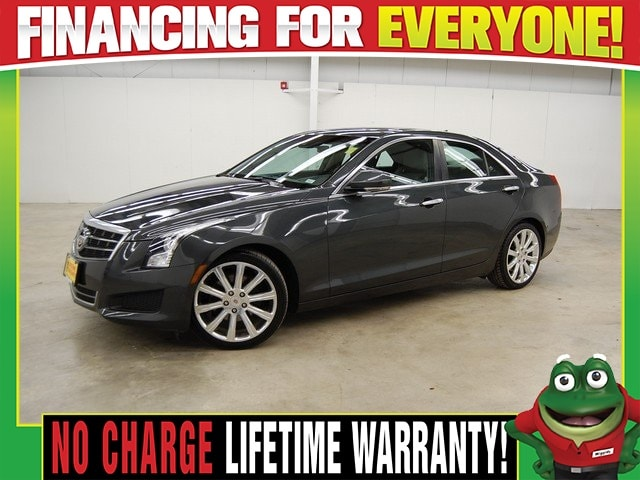 Used 2014 Cadillac Ats For Sale At Autocenters Herculaneum Vin