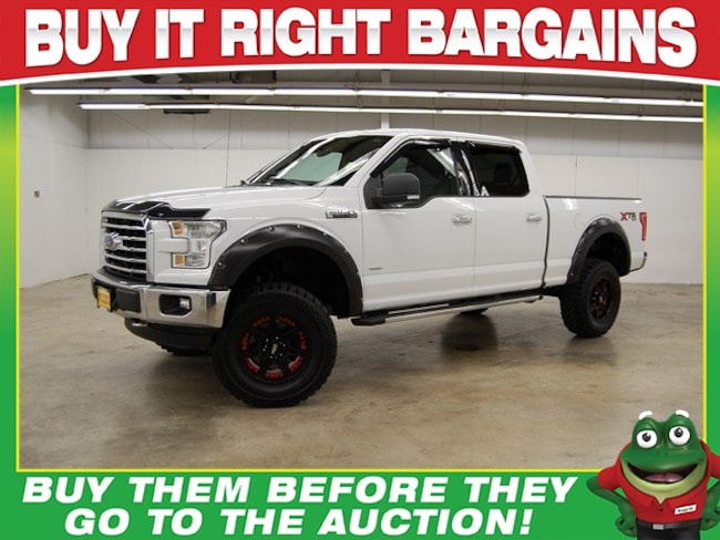 2016 Ford F-150 XLT  - 4X4 - TOW PACKAGE - SATELLITE RADIO Truck SuperCrew Cab
