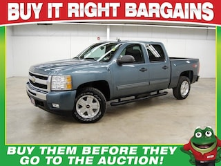 2011 Chevrolet Silverado 1500 LT  - 4WD - REMOTE START - TOW PACKAGE Truck Crew Cab