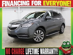 Used 2015 Acura MDX 3.5L   - AWD - 3RD ROW - MOON ROOF - BACK UP CAMER SUV Near St. Louis, MO