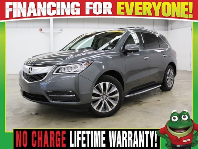2015 Acura MDX 3.5L   - AWD - 3RD ROW - MOON ROOF - BACK UP CAMER SUV