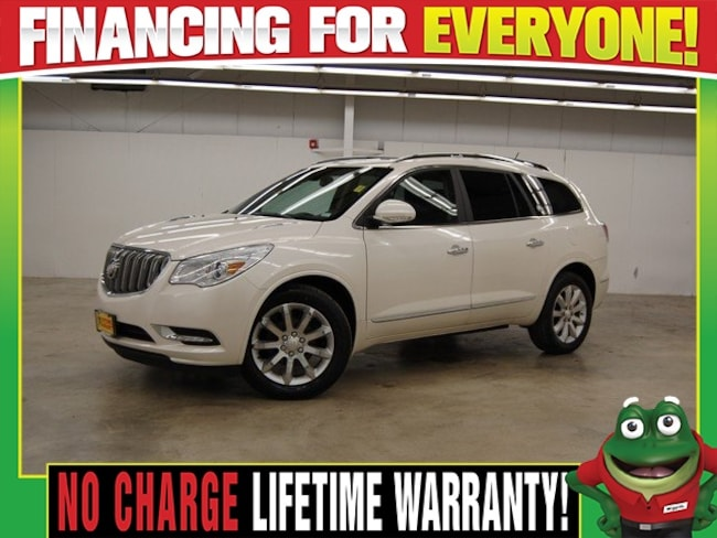 2015 Buick Enclave Premium Group  - AWD - MOON ROOF - REMOTE START SUV