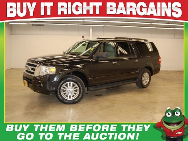 2012 Ford Expedition EL XLT  - 3RD ROW - TOW PACKAGE - MOON ROOF SUV