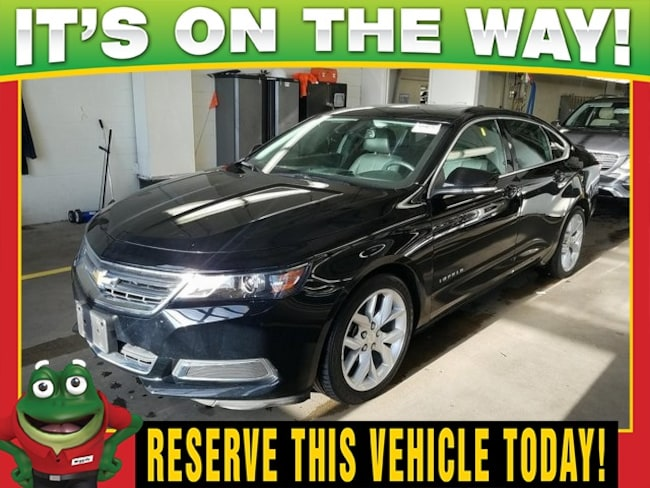 2016 Chevrolet Impala LT 2LT - REMOTE START - NAVIGATION - MOON ROOF Sedan