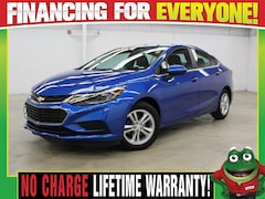 Used 2017 Chevrolet Cruze LT  - REMOTE START - BACK UP CAMERA - HEATED SEATS Sedan Near St. Louis, MO