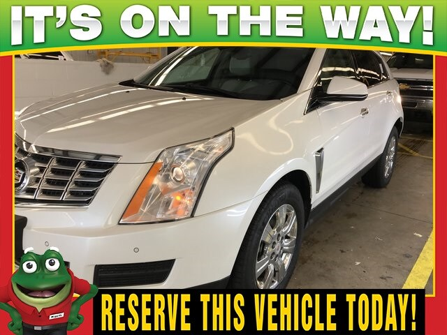 Used 2014 Cadillac Srx For Sale Herculaneum Mo