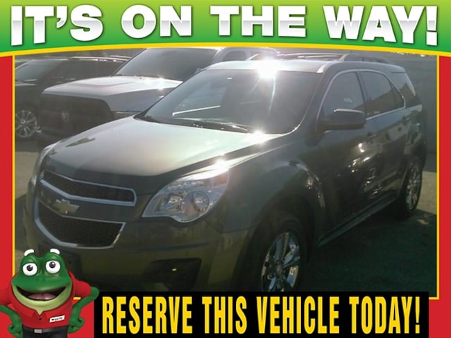 2013 Chevrolet Equinox LT 1LT - TOW PACKAGE - MOON ROOF - BACK UP CAMERA SUV