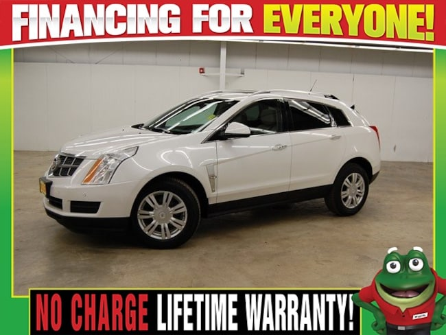 2010 CADILLAC SRX Luxury  - AWD - REMOTE START - PANORAMIC MOON ROOF SUV