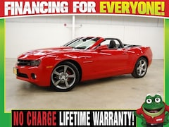 Used 2013 Chevrolet Camaro 2LT 2LT - RS PACKAGE - REMOTE START - NAVIGATION Convertible Near St. Louis, MO