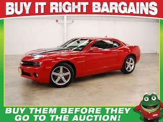 2010 Chevrolet Camaro 2LT 2LT - REMOTE START - MOON ROOF - HEATED SEATS Coupe