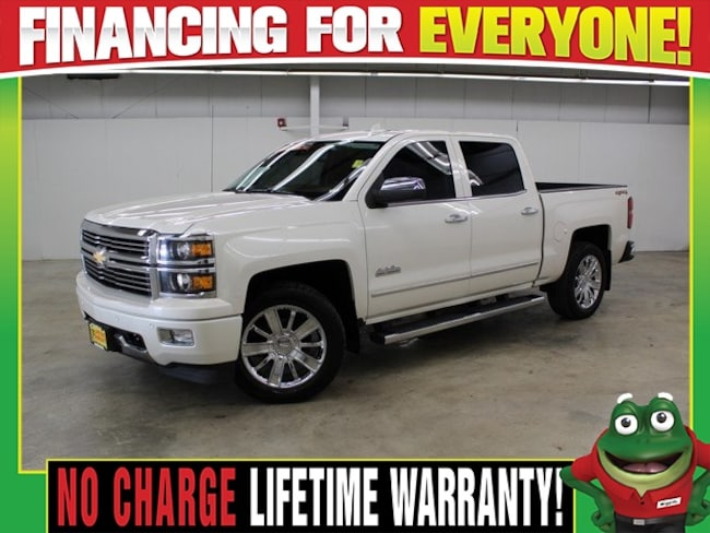 2015 Chevrolet Silverado 1500 High Country  - 4X4 - MOON ROOF - REMOTE START Truck Crew Cab
