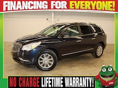 Used 2015 Buick Enclave Leather Group  - 3RD ROW - REMOTE START SUV Near St. Louis, MO
