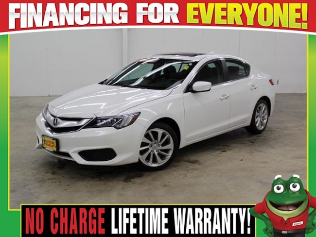 2016 Acura ILX 2.4L  - MOON ROOF -  BACK UP CAMERA - HEATED SEATS Sedan