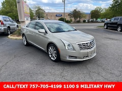 2013 Cadillac XTS Luxury Sedan