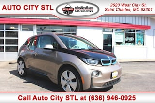 2014 BMW i3 Hatchback 4D Sedan