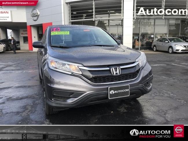 Used 2016 Honda CR-V SE SUV in Oakland, CA