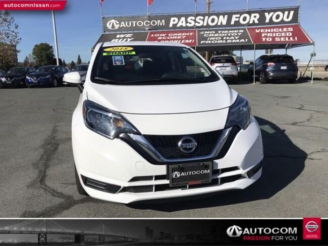 2018 Nissan Versa Note SV Hatchback