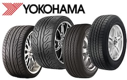 SAVE $70 ON 4 ELIGIBLE YOKOHAMA TIRES