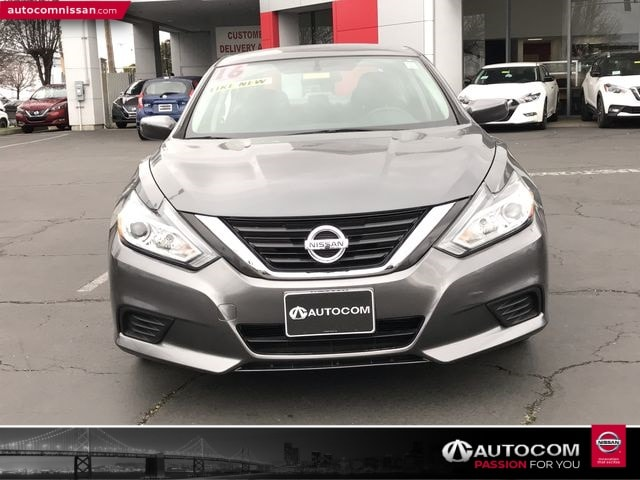 San Leandro Nissan Specials >> Pre Owned Specials Autocom Nissan East Bay In San Leandro Ca