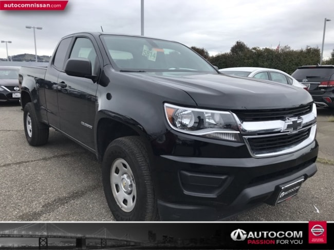 Used 2017 Chevrolet Colorado Work Truck Truck Extended Cab in Oakland, CA