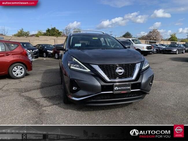 New 2019 Nissan Murano SL SUV in Oakland, CA