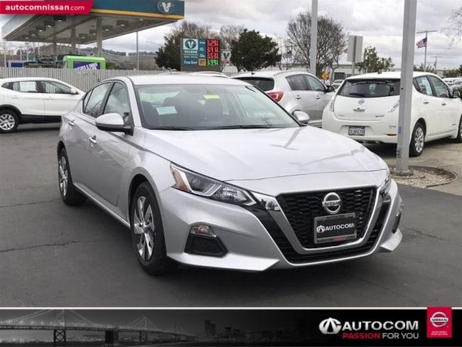 New 2019 Nissan Altima 2.5 S Sedan in Oakland, CA