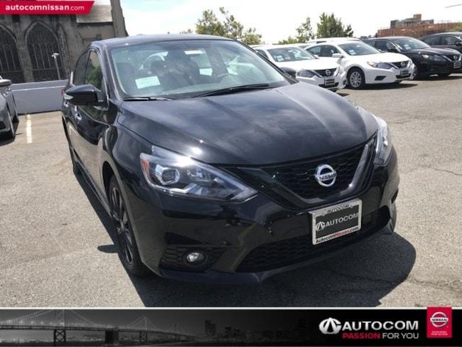 New 2018 Nissan Sentra SR Sedan in Oakland, CA