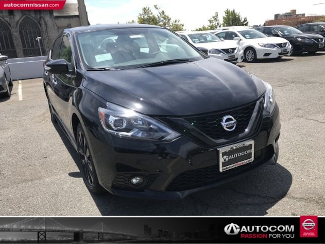 New 2018 Nissan Sentra SR Sedan in Walnut Creek, CA