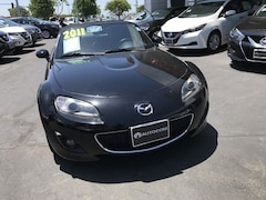 2011 Mazda Mazda MX-5 Miata Grand Touring Convertible