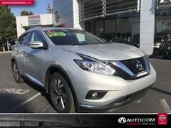 2018 Nissan Murano Platinum SUV