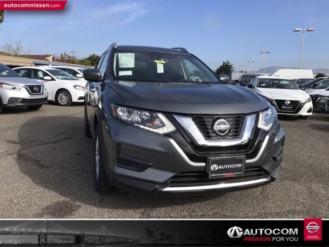 New 2019 Nissan Rogue SV SUV in Oakland, CA