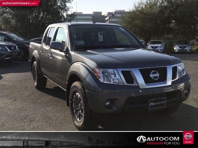 2019 Nissan Frontier Truck Crew Cab