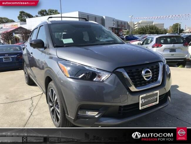 New 2018 Nissan Kicks SR SUV in Walnut Creek, CA