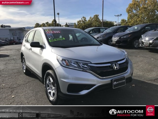 Used 2016 Honda CR-V LX SUV in Oakland, CA