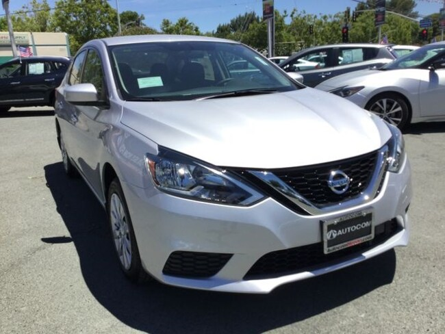 New 2018 Nissan Sentra S Sedan in Oakland, CA