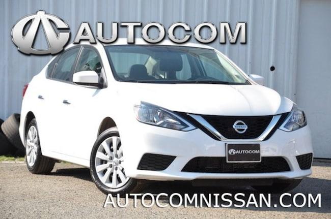 2017 Nissan Sentra For Sale in Walnut Creek | R389889C