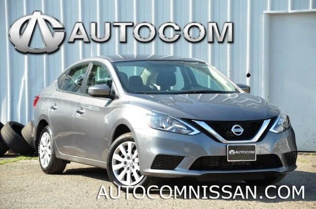 2017 Nissan Sentra For Sale in Walnut Creek | R325739C