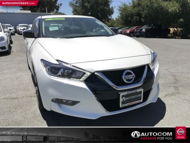 New 2018 Nissan Maxima 3.5 S Sedan in Oakland, CA