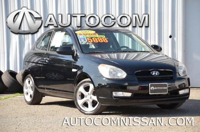 2007 Hyundai Accent SE Hatchback