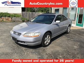 2000 Honda Accord 3.0 EX w/Leather Coupe